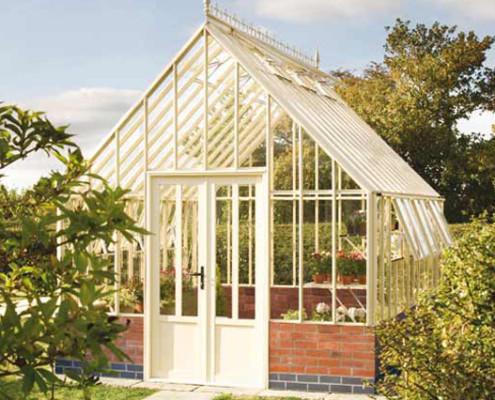 Victorian Greenhouse supply Guernsey